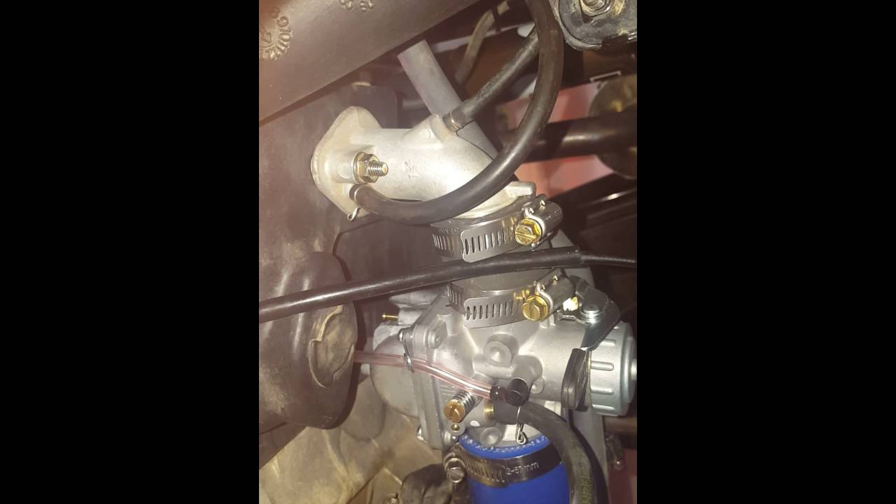 rzr 170 carb leaking youtube polaris rzr 170 wiring diagram [ 1280 x 720 Pixel ]