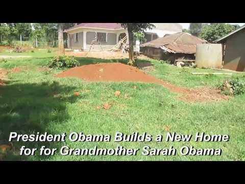 Obama Kenya Ancestry Home Tour
