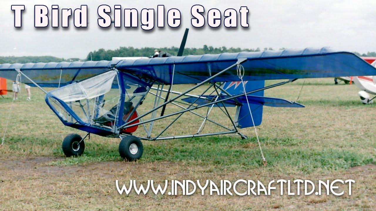 T Bird single seat ultralight, experimental amateurbuilt ...