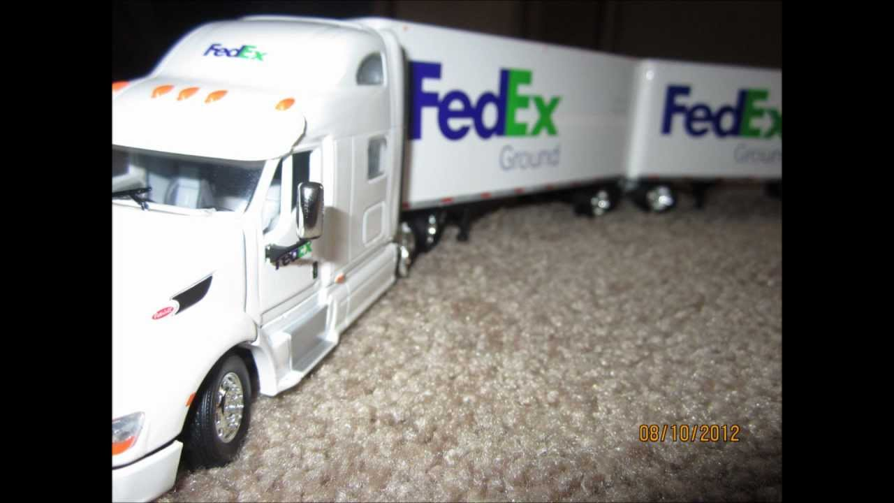 Unboxing UPS & Fed Ex Doubles ,scale - YouTube
