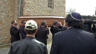 Obsèques intimes de Richard Anthony à Cabris