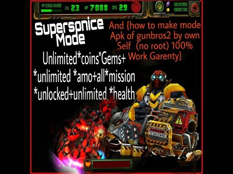Gun Brose 2 V1.2.3 APK MOD + OBB ( Mod Unlimited Money & Amo )downloadlink