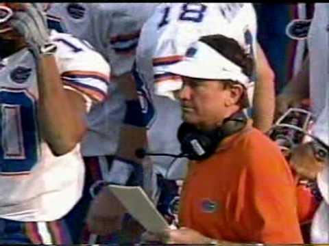 2000 Florida vs UGA - Lito Sheppard INT