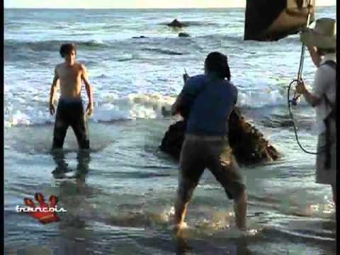 François Goeske  Shooting Malibu Beach