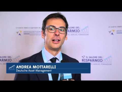 Deutsche Asset Management - Andrea Mottarelli al #SdR16