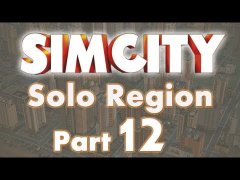 SimCity Solo Region Let's Play Part 12 - Education City Phase Two