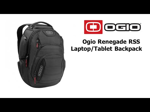 Best Laptop Backpack 2016 | OGIO Renegade RSS Laptop Backpack ...