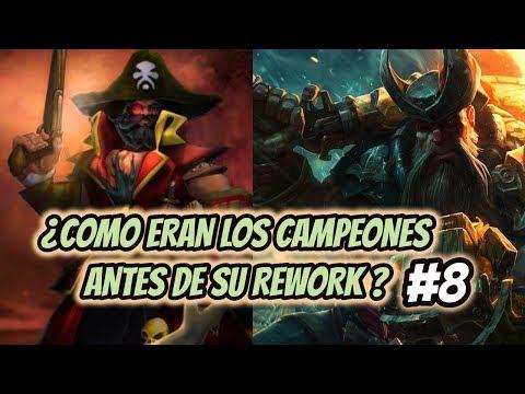 ¿COMO ERAN LOS CAMPEONES ANTES DE SU REWORK #8? LEAGUE OF LEGENDS thumbnail