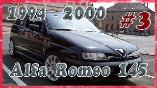 Alfa Romeo 145 (1994 - 2000) - Описание