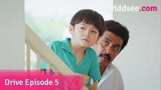 Drive Episode 5 - A Young Passenger Recruits His Babysitter In A Quest For Vengeance // Viddsee.com