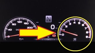 Переключение передач МКПП #3.  Скорость  - Передача  - Обороты
