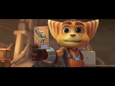 Ratchet und Clank - Offizieller Teaser