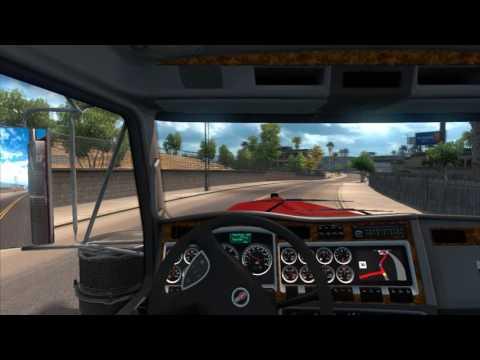 American Truck Simulator 1.4.1_Gameplay_Download_free