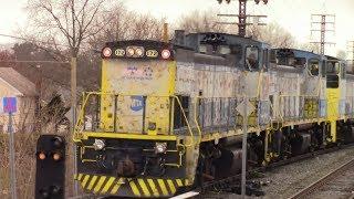 LIRR: April Friday Railfanning at Floral Park