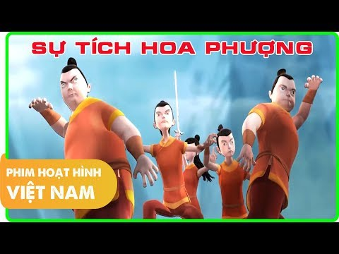 Sự Tích Hoa Phượng   Phim Hoạt Hình 3D Việt Nam Hay Nhất 2019