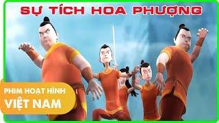 Sự Tích Hoa Phượng | Phim Hoạt Hình 3D Việt Nam Hay Nhất 2019