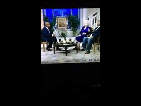 Glenda Jackson and Prophet Shawn Morris on Praise the Lord