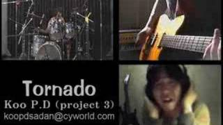 Tornado (feat.Dookang) - KooPD guitar Tab & M.R free download