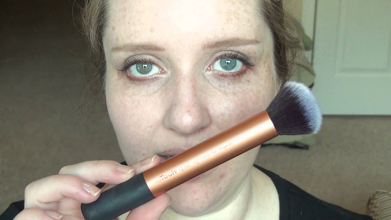 Lancome Dual Finish Powder - Wet / Dry Application and Thoughts ...