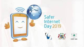 This video was produced by eruption for the internet safer day 2019client: national computer boarderuption group: your imageinaction (www.eruption.mu)