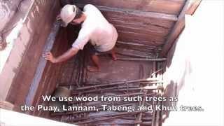 Lum Pa ―Fish cultivation in paddy fields― ຫລຸມປາຊົນເຜົ່າໂອຍ