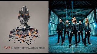 VUUR Anneke van Giersbergen In This Moment We Are Free Cities FULL ALBUM