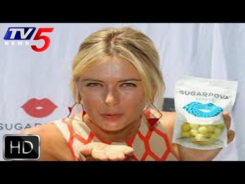 Tennis champion Maria Sharapova ventured into business with a sweets -   TV5
