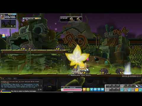 [MaplestorySEA] Trying New Class and Character!