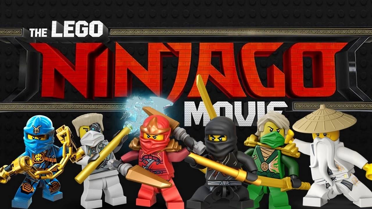 Lego Ninjago Film Deutsch 2019
