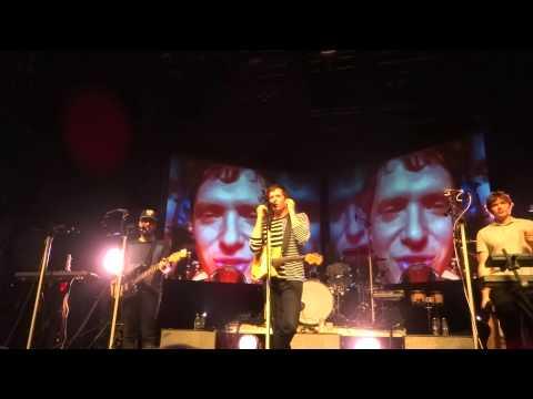 Damian Kulash of OK Go Rambling (Live)