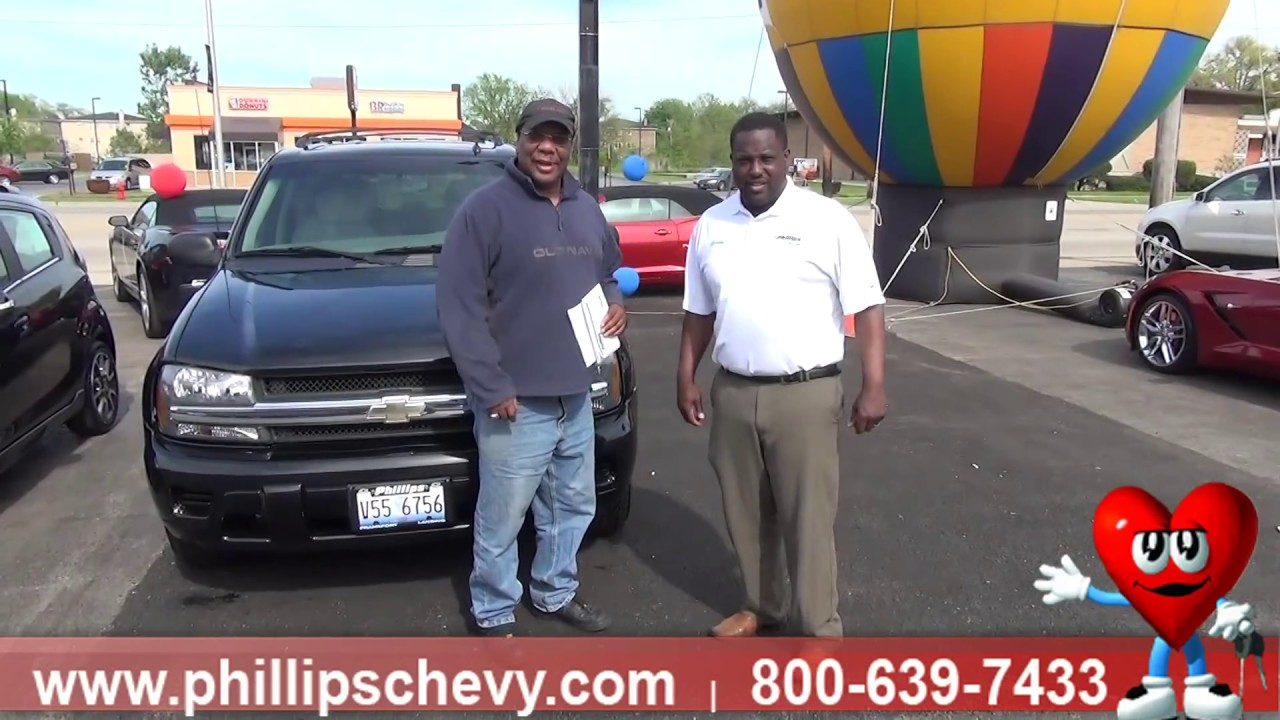2007 Chevy Trailblazer Customer Review Phillips Chevrolet Used