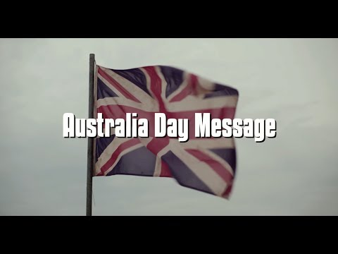 How To Talk Australians - Australia Day Message 2019