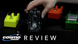 Overdrive & Distortion Pedal Comparison Review