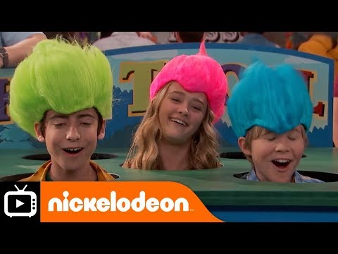 Nicky, Ricky, Dicky & Dawn | Sneaking Out | Nickelodeon UK