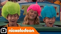 Nicky, Ricky, Dicky & Dawn   Sneaking Out   Nickelodeon UK