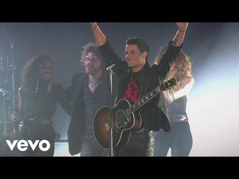 Alejandro Sanz - La Música No Se Toca (LMNST En Vivo)