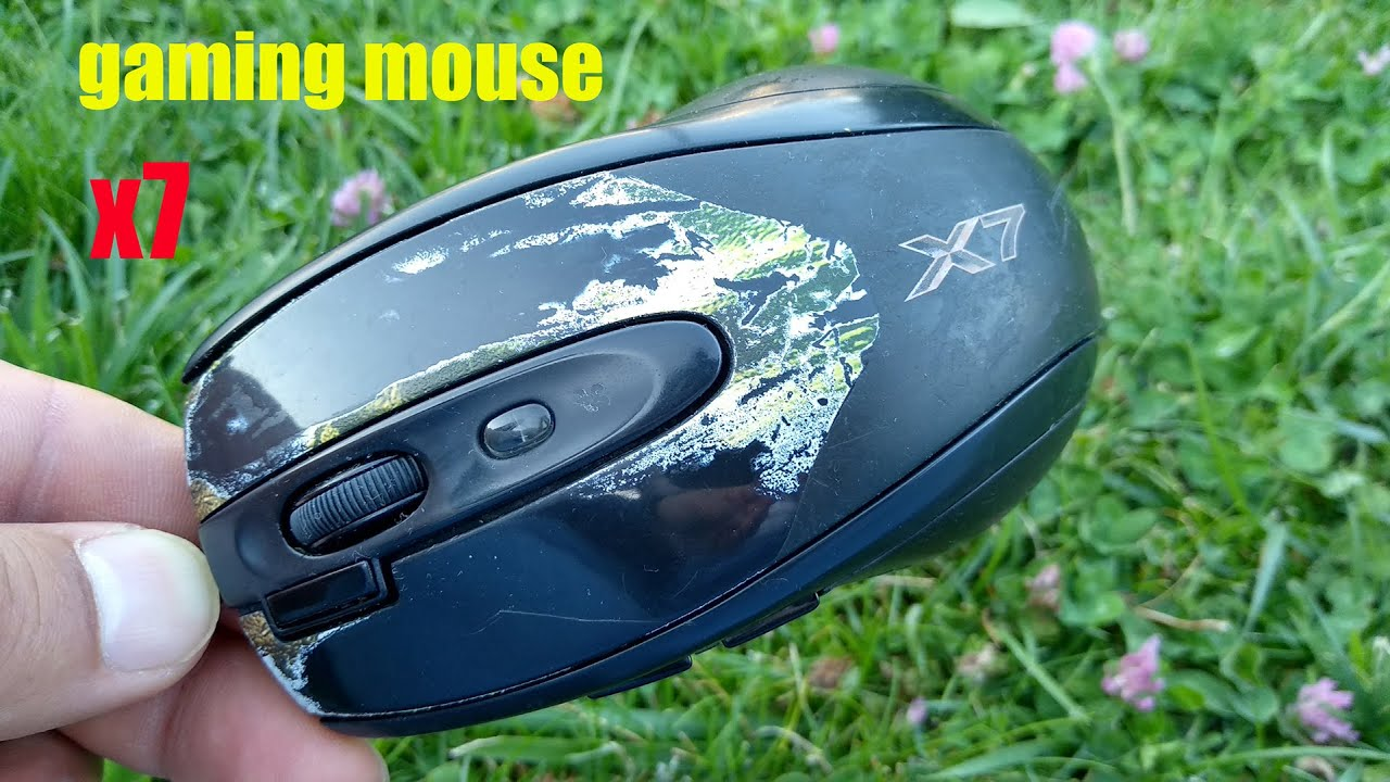 X7 gaming mouse repair/Laser product