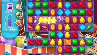 Candy Crush Soda Saga Level 1159 - NO BOOSTERS