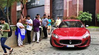 SUPERCARS IN INDIA - JUNE 2019 (2 of 2) - 812 SF, GT3RS, Huracan
