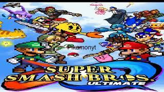 Super smash bros ultimate 8 bits by pikamonyt