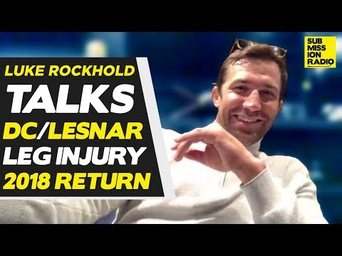 Luke Rockhold: UFC's Handling of Brock Lesnar is Everything That's Wrong With This Sport