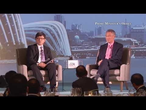 IE Singapore 30th Anniversary Dinner Dialogue
