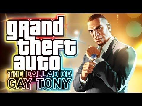 Grand Theft Auto 4: The Ballad of Gay Tony Trailer 2