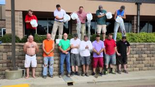 "The Showplace ""tall Cabinet"" Builders Answer The Als #icebucketchallenge"