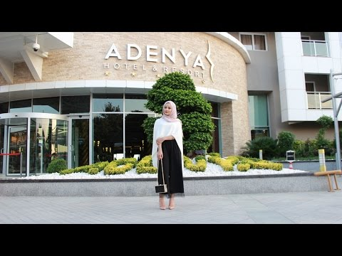 RUBA GOES ON A HALAL BEACH VACATION! | Antalya, Turkey!
