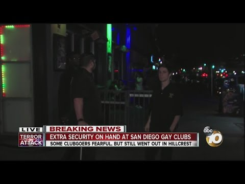 Extra Security On Hand At San Go Clubs