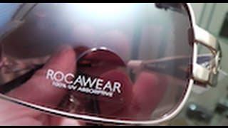 My New ROCAWEAR R989 GLD Sunglasses from T.K.MAXX
