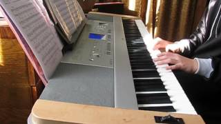 Цыганочка на фортепиано