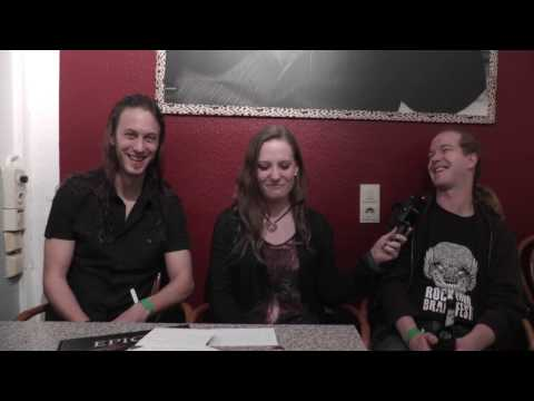 Interview with Epica 2017, Mark Jansen and Arien van Weesenbeek