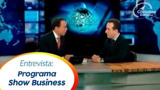 Christian Barbosa fala sobre o desperdício de tempo no dia a dia - Programa Show Business